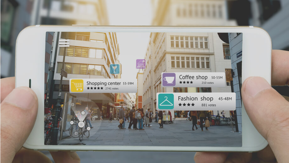 THE NEXT DECADE OF TECHNOLOGY TRENDS 2021: Augmented reality