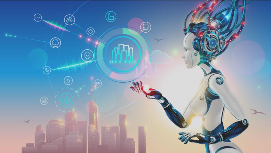 THE NEXT DECADE OF TECHNOLOGY TRENDS 2021: Cloud Robotics