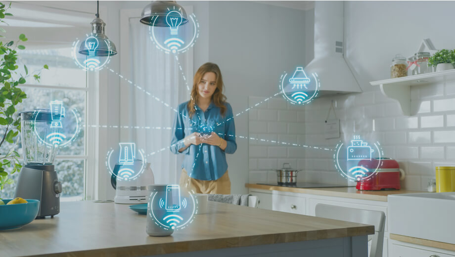 THE NEXT DECADE OF TECHNOLOGY TRENDS 2021:IoT(Internet of Things)