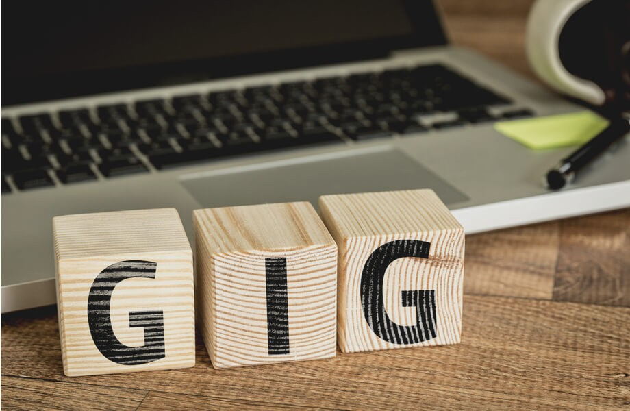 The gig economy and technology