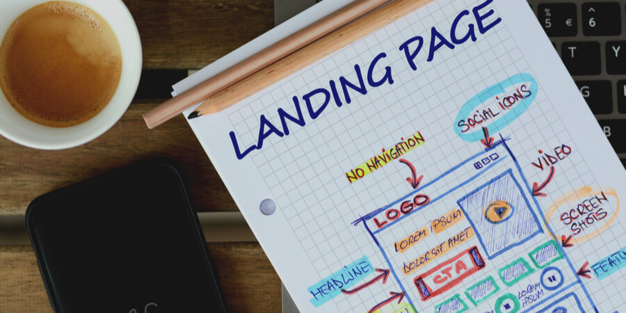 Optimize Landing Pages and CTA