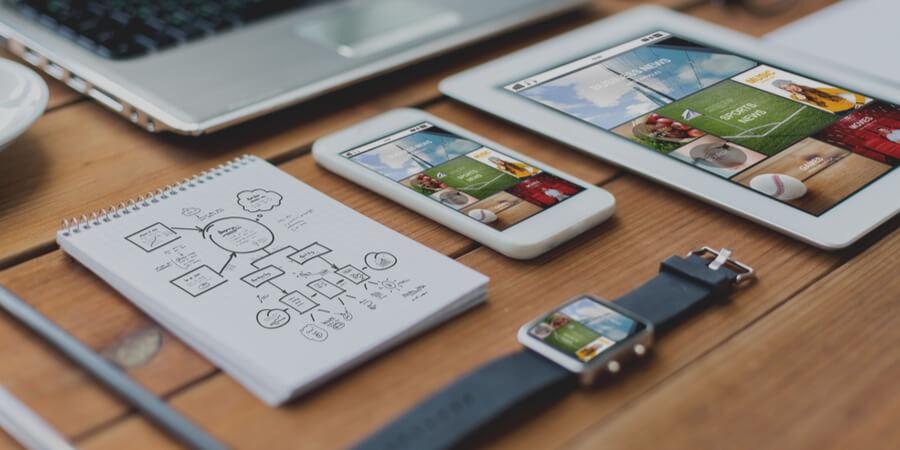 components of responsive website design