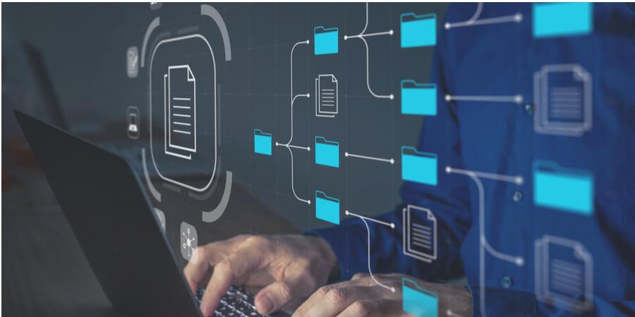 DMS - Document management system